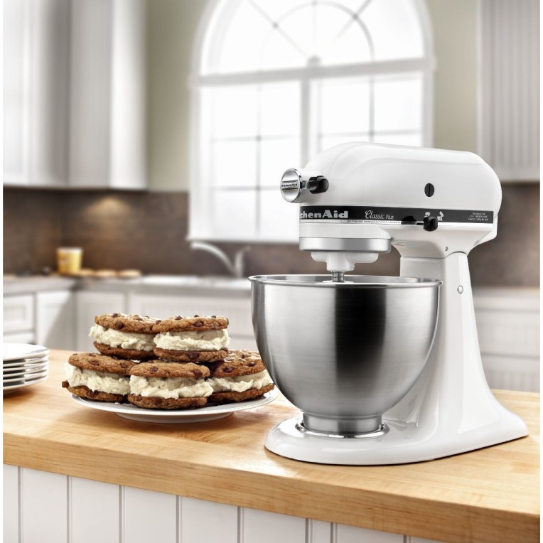 ksm75wh-white-kitchenaid-4-5qt-classicplus-mixer
