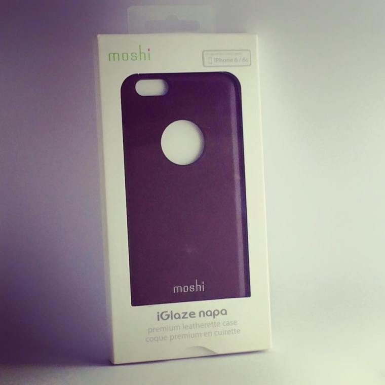 Modelo iGlaze Napa Color Burdeo #iphone6 #iphone6s Moshi